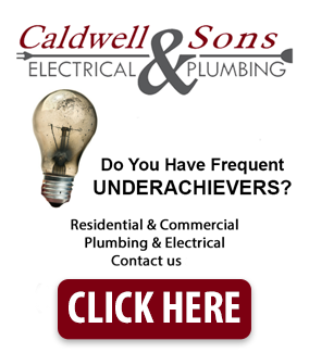 Caldwell and Sons plumbing and electrical prattville al
