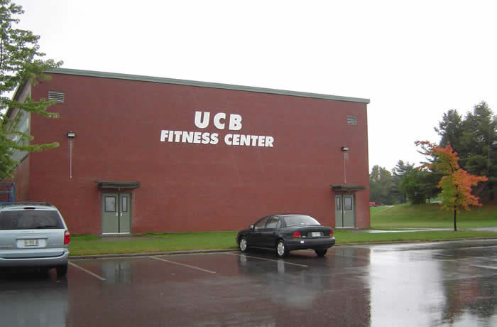 Educational Renovations on the University College of Bangor's Fitness Center.