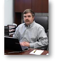 Alan Brawn, Vice President, CFO, Dunbar & Brawn Construction.