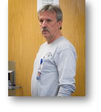 About Rick Grant, Superintendent, Dunbar & Brawn Construction, Bangor, Maine.