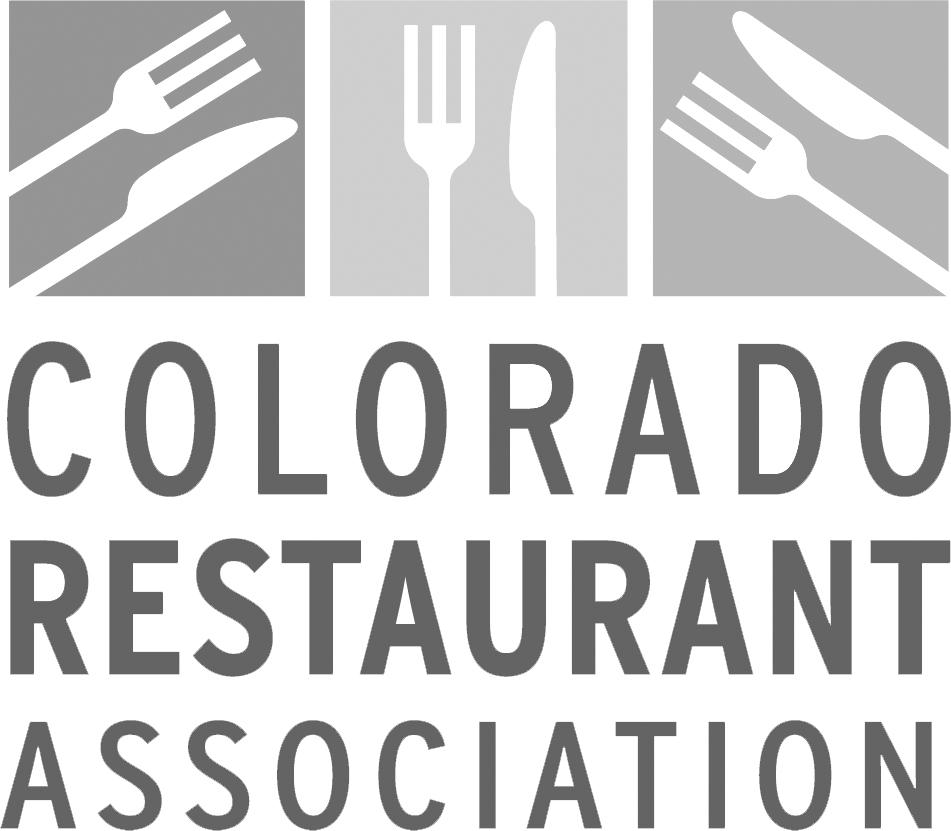 colorado restaurant association logo