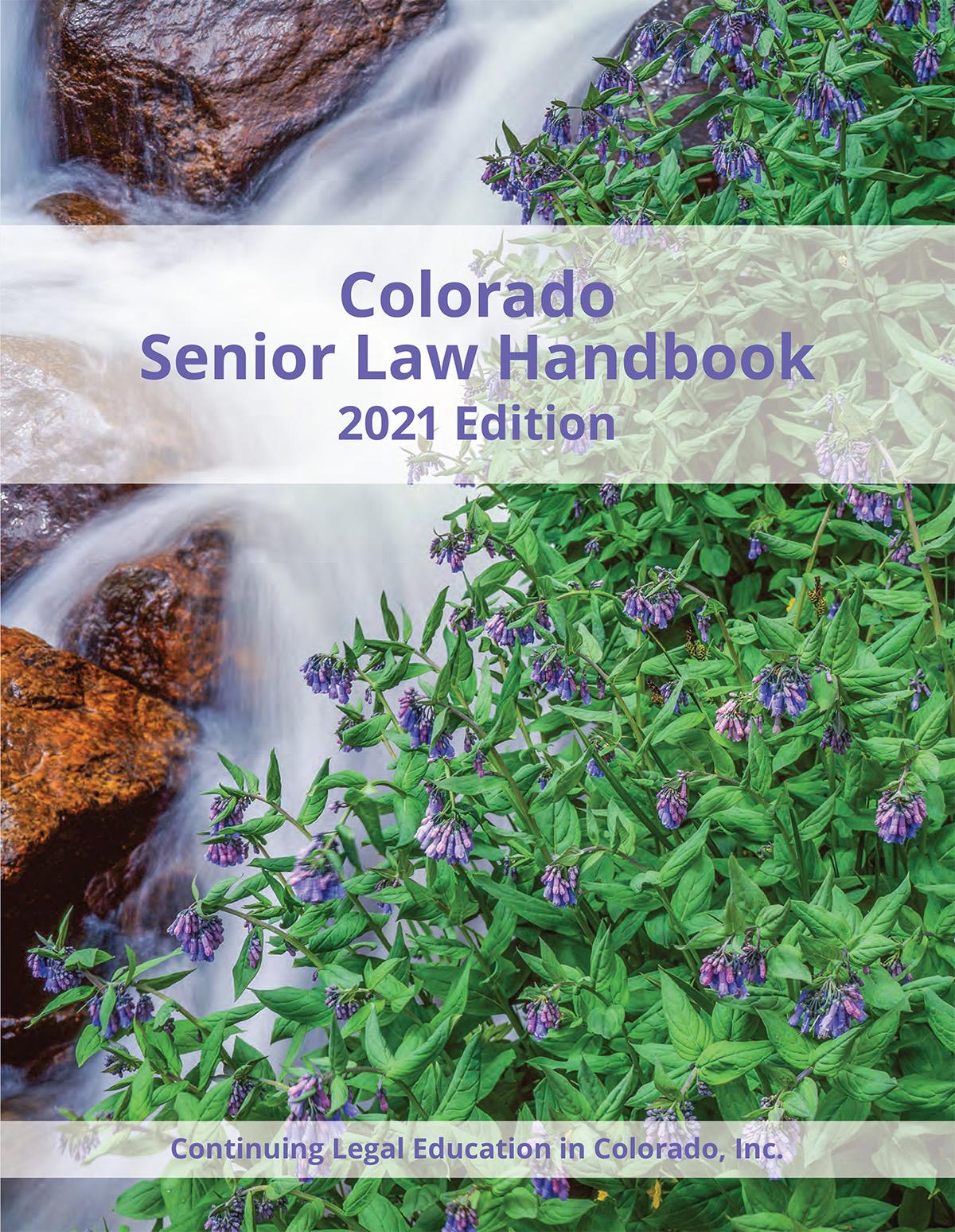 Colorado Senior Law Handbook