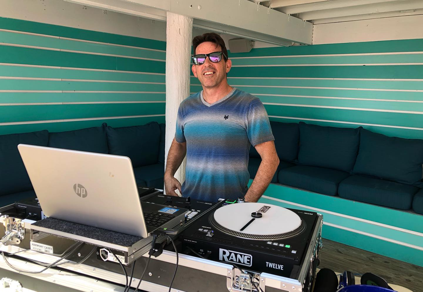 DJ Savage Sounds at The Beach Bar