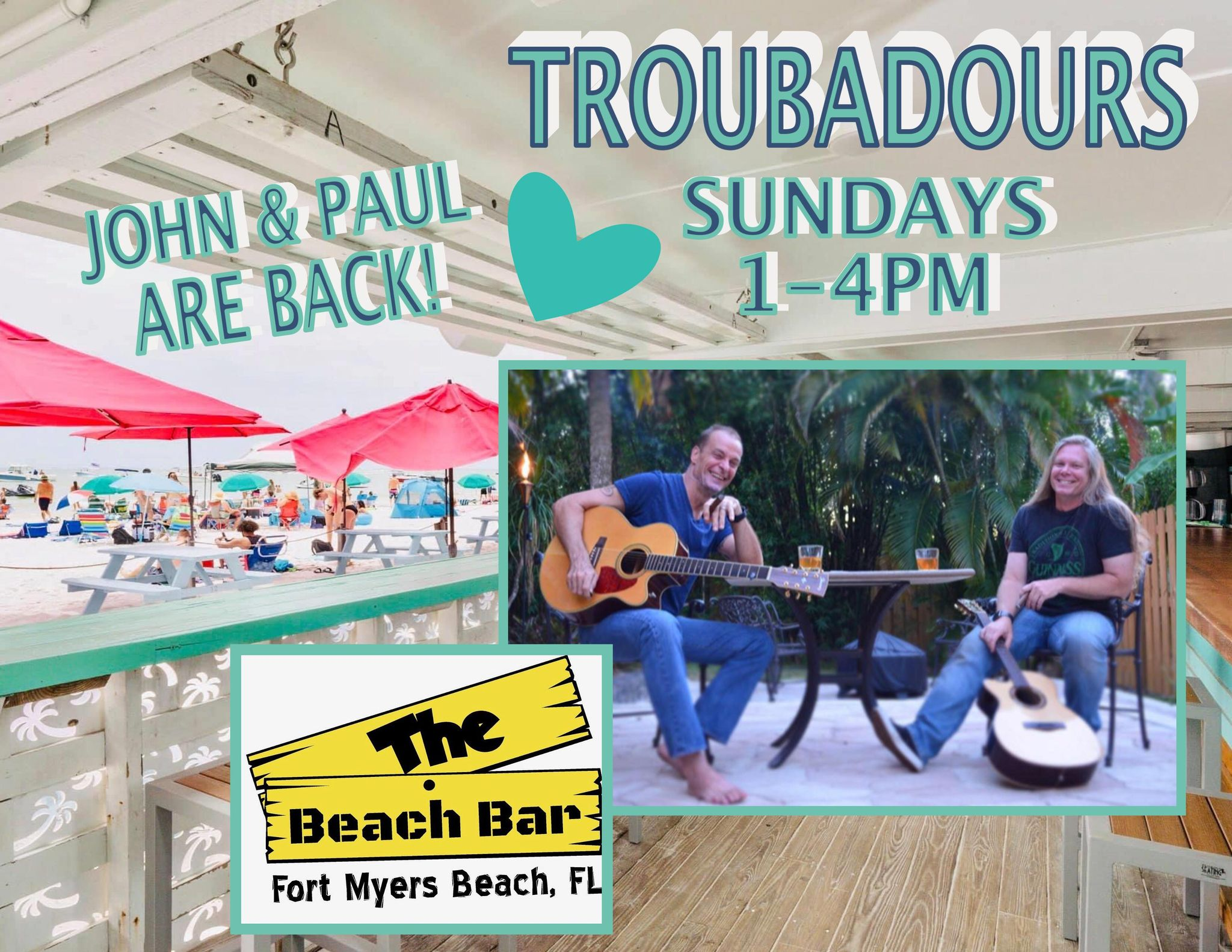 Troubadours Fort Myers