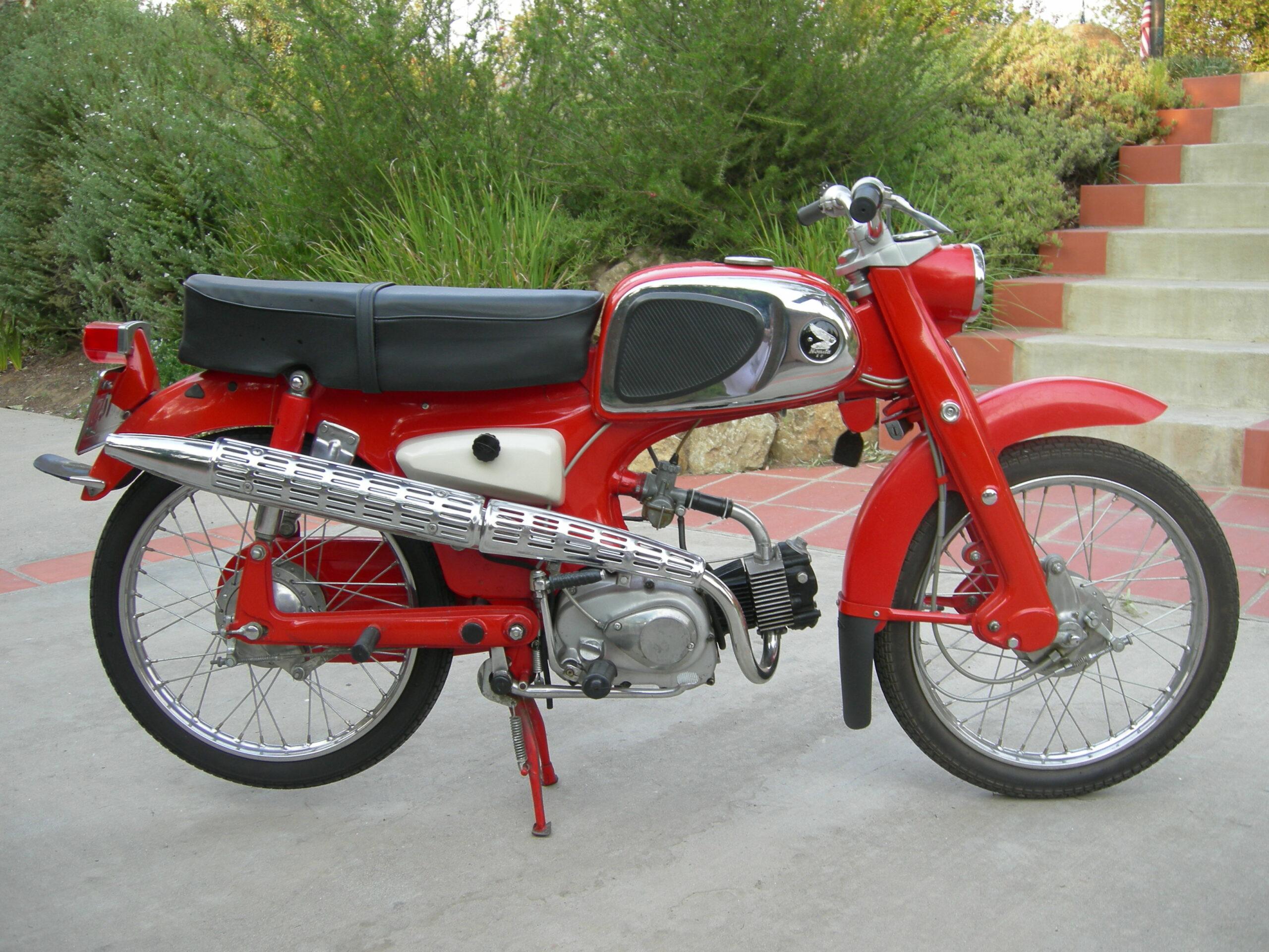 1964 Honda Super Cub or Sport 50