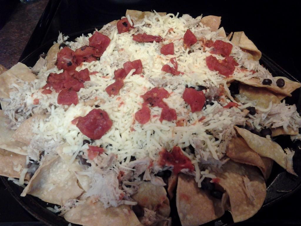 nachos layer 4