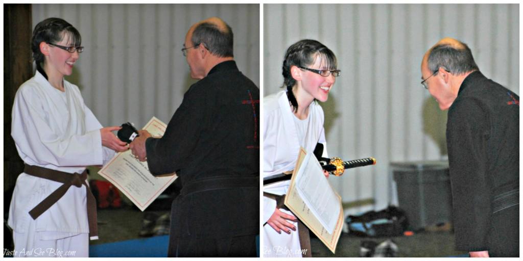 sword belt Collage