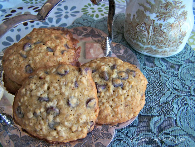 banana bread cookies 047