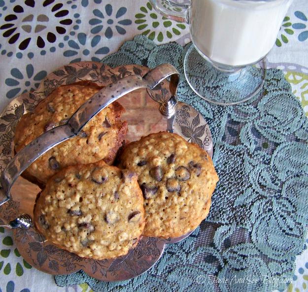 banana bread cookies 050