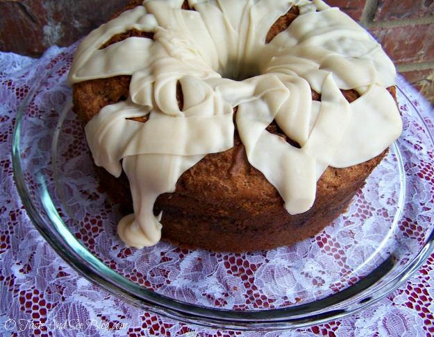 cinnamon Swirl Coffee Cake 081