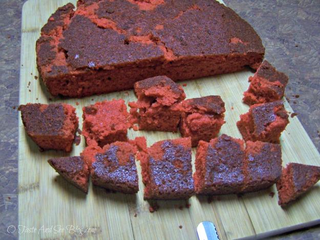 red velvet trifle 026
