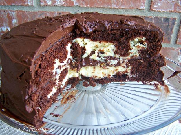 fudge ripple cake 002a