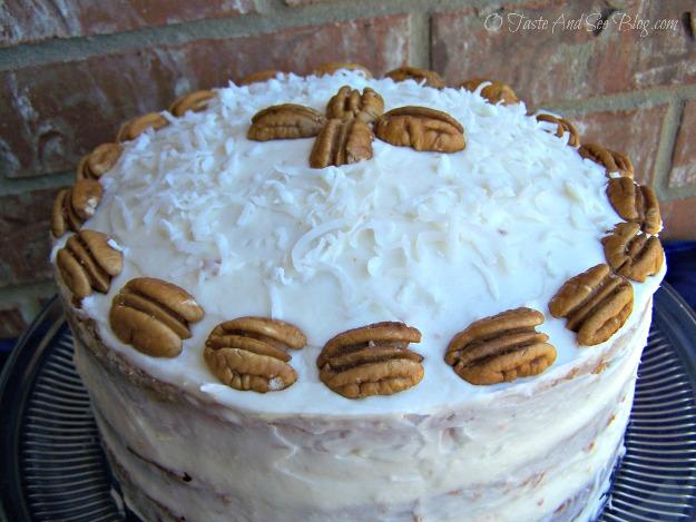 Italian Cream Cake 095