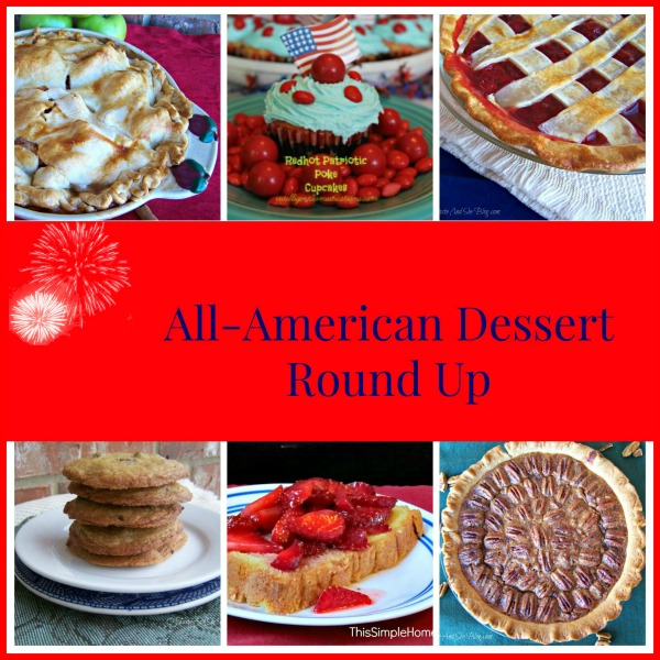 All American Dessert Roundup