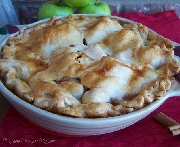 old fashion apple pie 005a