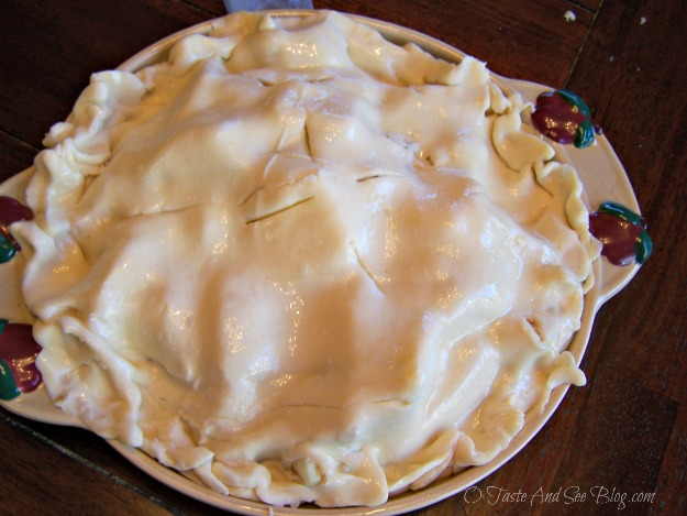 old fashion apple pie 024
