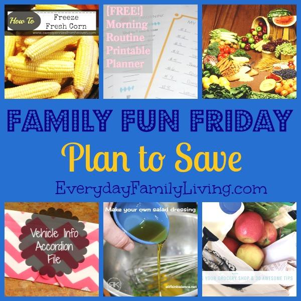 Plan to Save