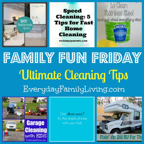 Ultimate Cleaning Tips