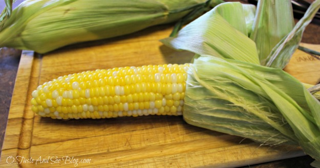 microwave corn on the cob 7