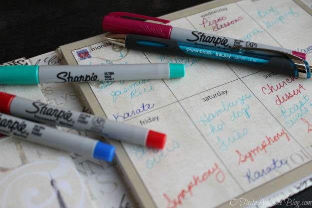 back to school with sharpie #sp 85