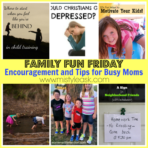 Encouragement and Tips for Busy Moms (1)