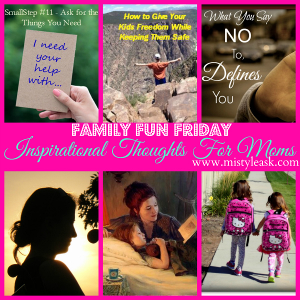 Inspirational Thoughts for Moms