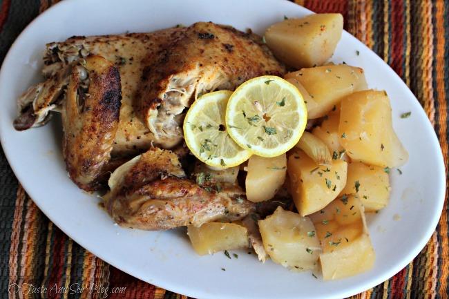 Southwest crockpot chicken 222