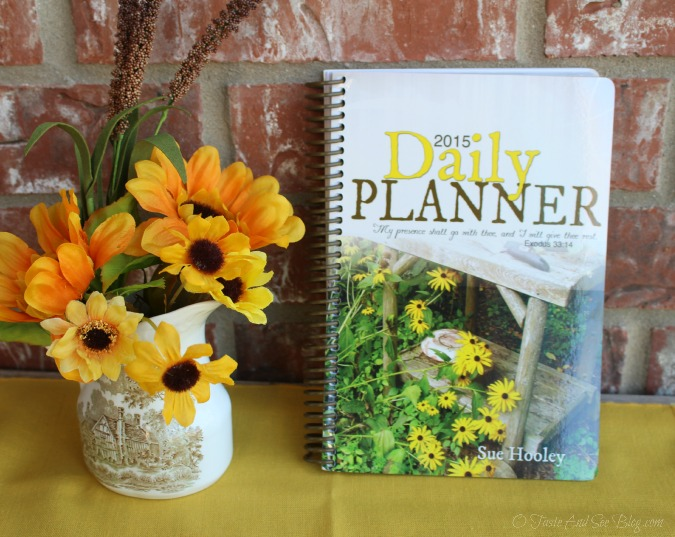 2015 Daily planner review #ad 441