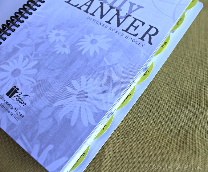 2015 Daily planner review #ad 447