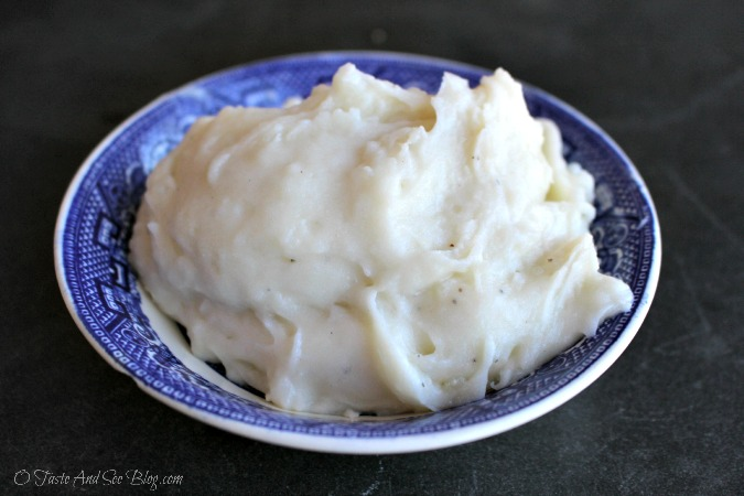 Mashed potatoes 156