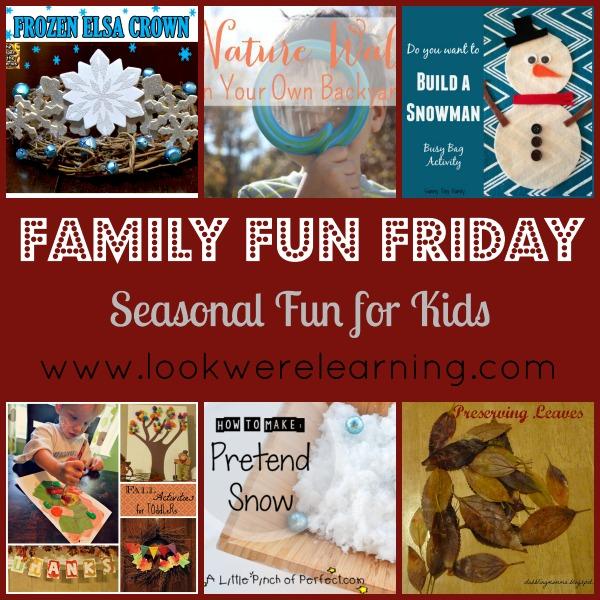 Seasonal Fun for Kids
