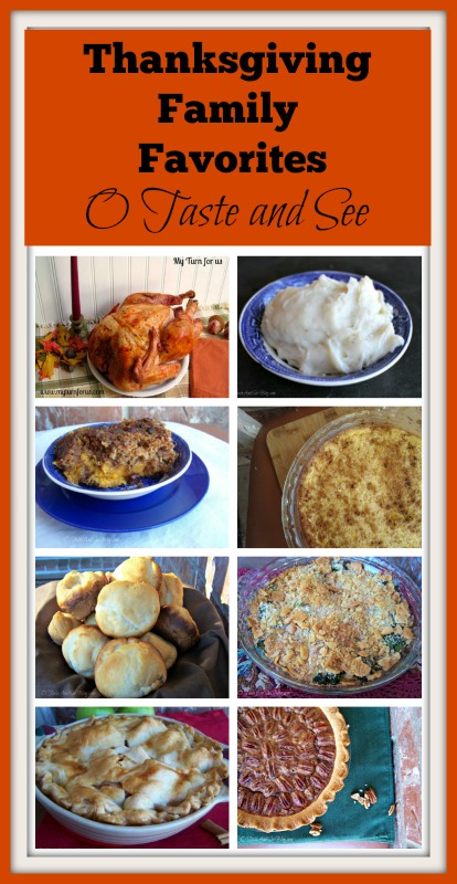 thanksgiving family favorites
