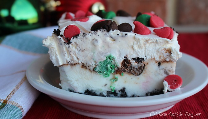 Peppermint Ice Cream Dessert National Chocolate Mint Day