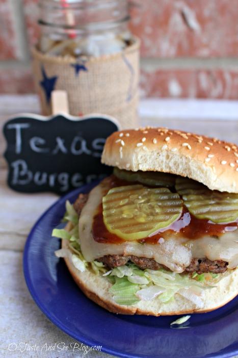 Texas Burgers
