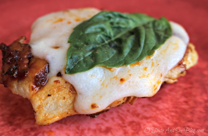 Caprese Chicken #sp