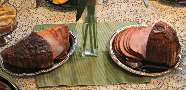 Easter Celebration HoneyBaked Ham