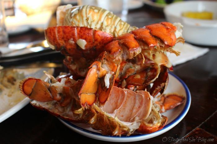 #lobsterworthy Red Lobster #ad