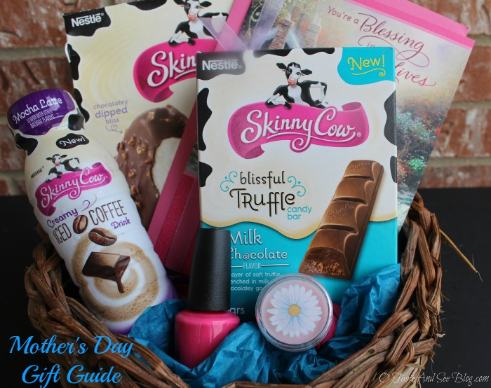 Mother's Day Gift Guide #SkinnyCowMoments