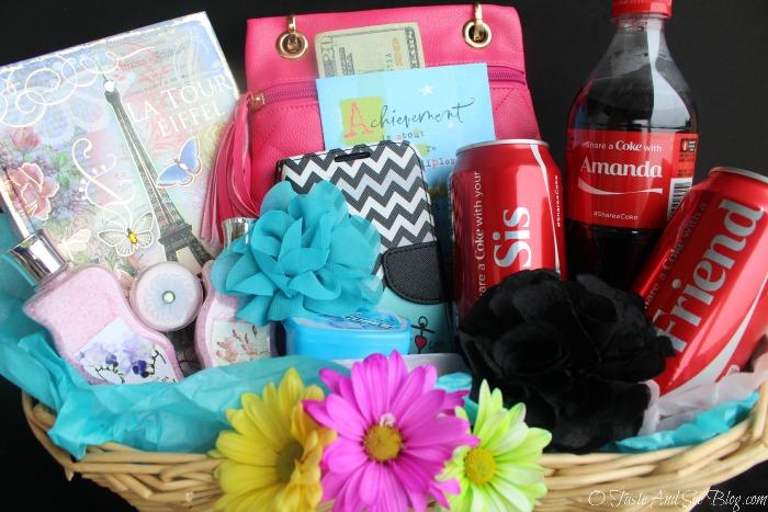 #ShareSmiles Graduate Gift Basket
