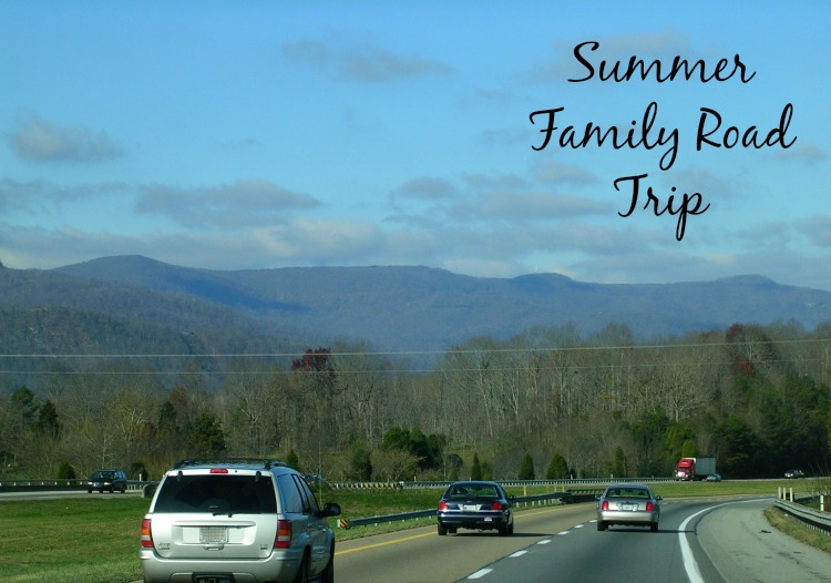 Summer Family Road Trip #7EFesh