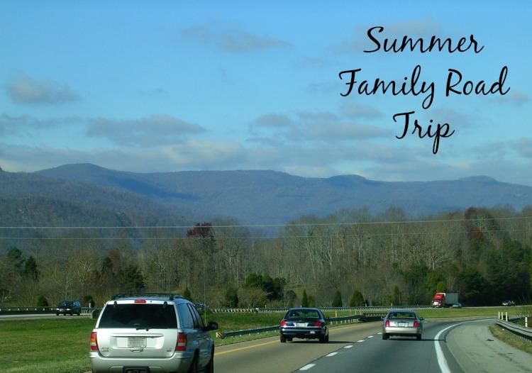 Summer Family Road Trip #7EFesh