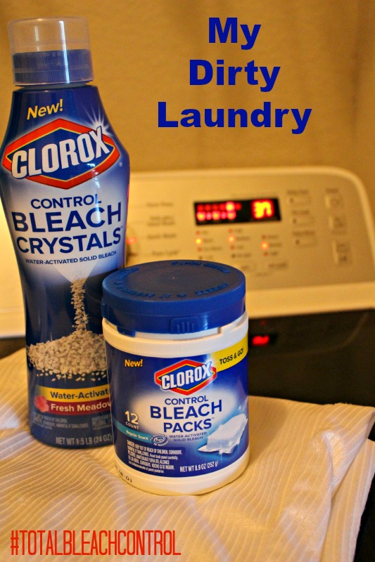 #totalBleachControl Clorox bleach crystals 1009