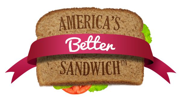 #America's Better Sandwich logo Oroweat #ad Reuben