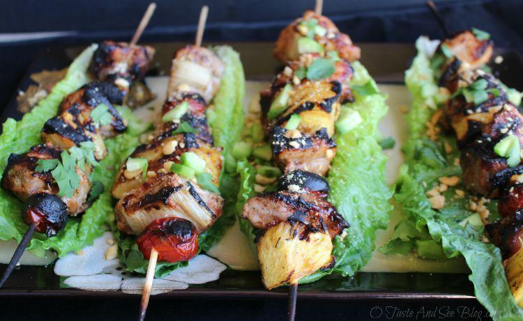 Pork kabobs #SummerSizzling #ad