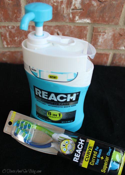 REACH #ad