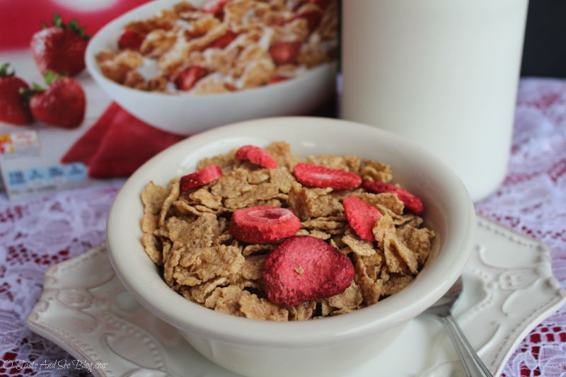 Special K Red Berries #ESFS AD