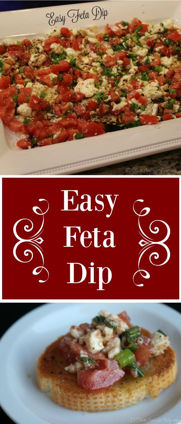 Easy Feta Dip AD