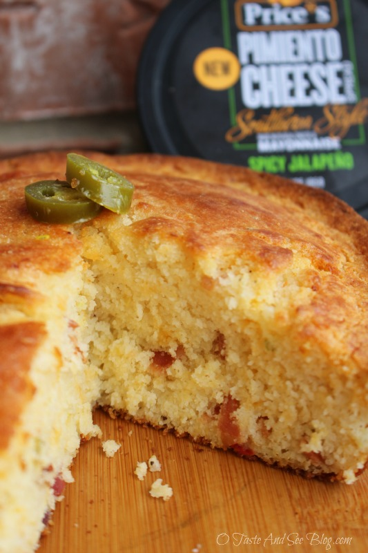 Jalapeno Cornbread #ad #Pricessouthernstyle