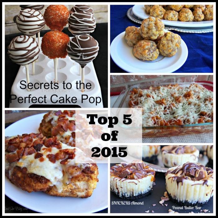Top 5 of 2015