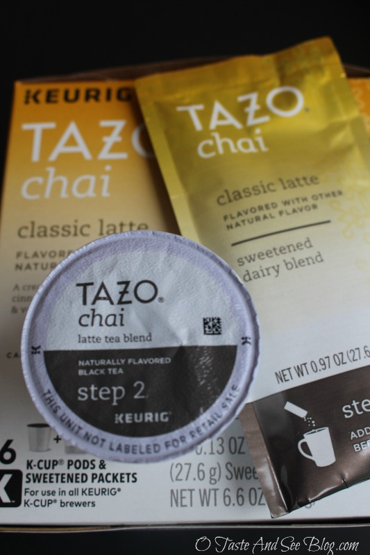 #ChaiLatte #SweetMeetsSpicy #IC #ad.